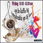 Op De Koffie Bij Hotrodradio En DJ Leen